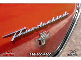 Picture of Classic 1962 Ford Thunderbird - $27,500.00 Offered by MotoeXotica Classic Cars - QXLJ