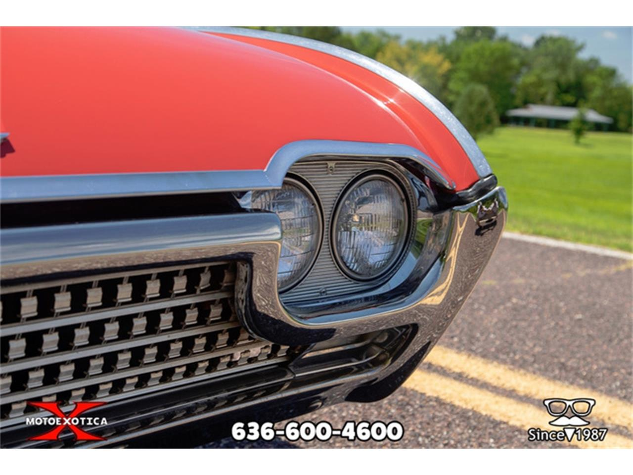 Large Picture of '62 Ford Thunderbird - $27,500.00 Offered by MotoeXotica Classic Cars - QXLJ