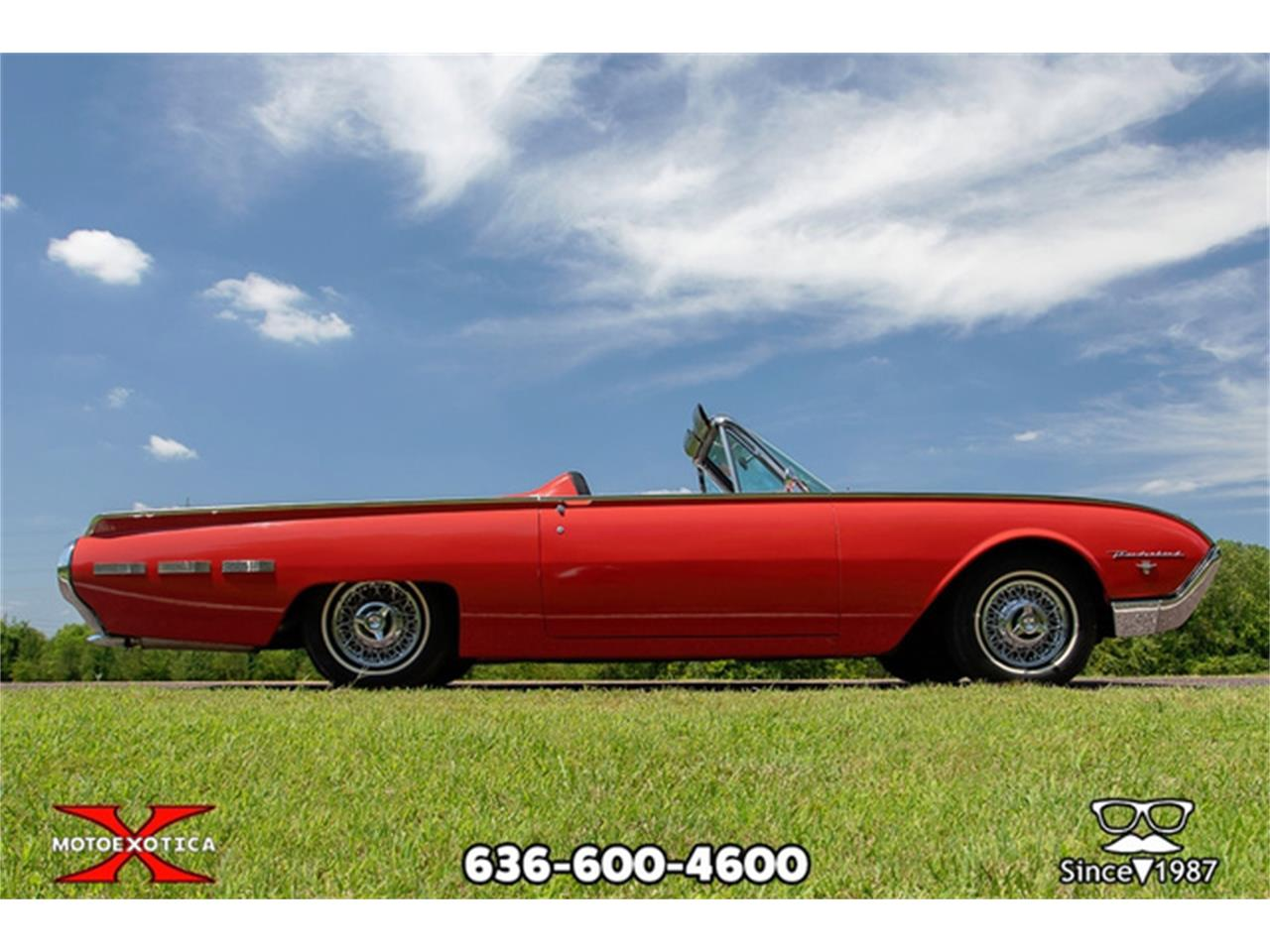 Large Picture of 1962 Thunderbird - $27,500.00 - QXLJ
