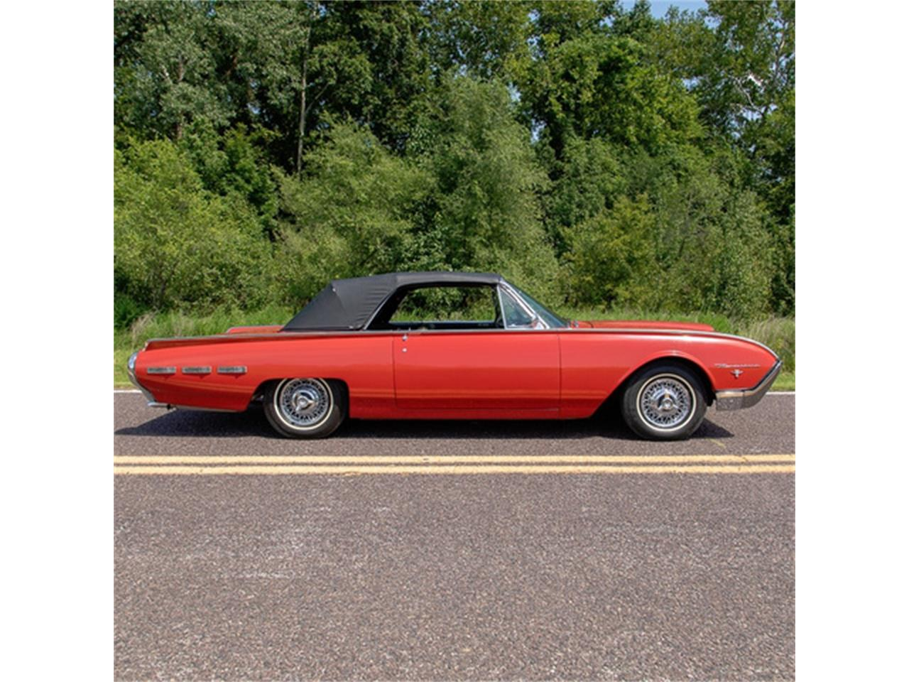 Large Picture of '62 Thunderbird - $27,500.00 Offered by MotoeXotica Classic Cars - QXLJ