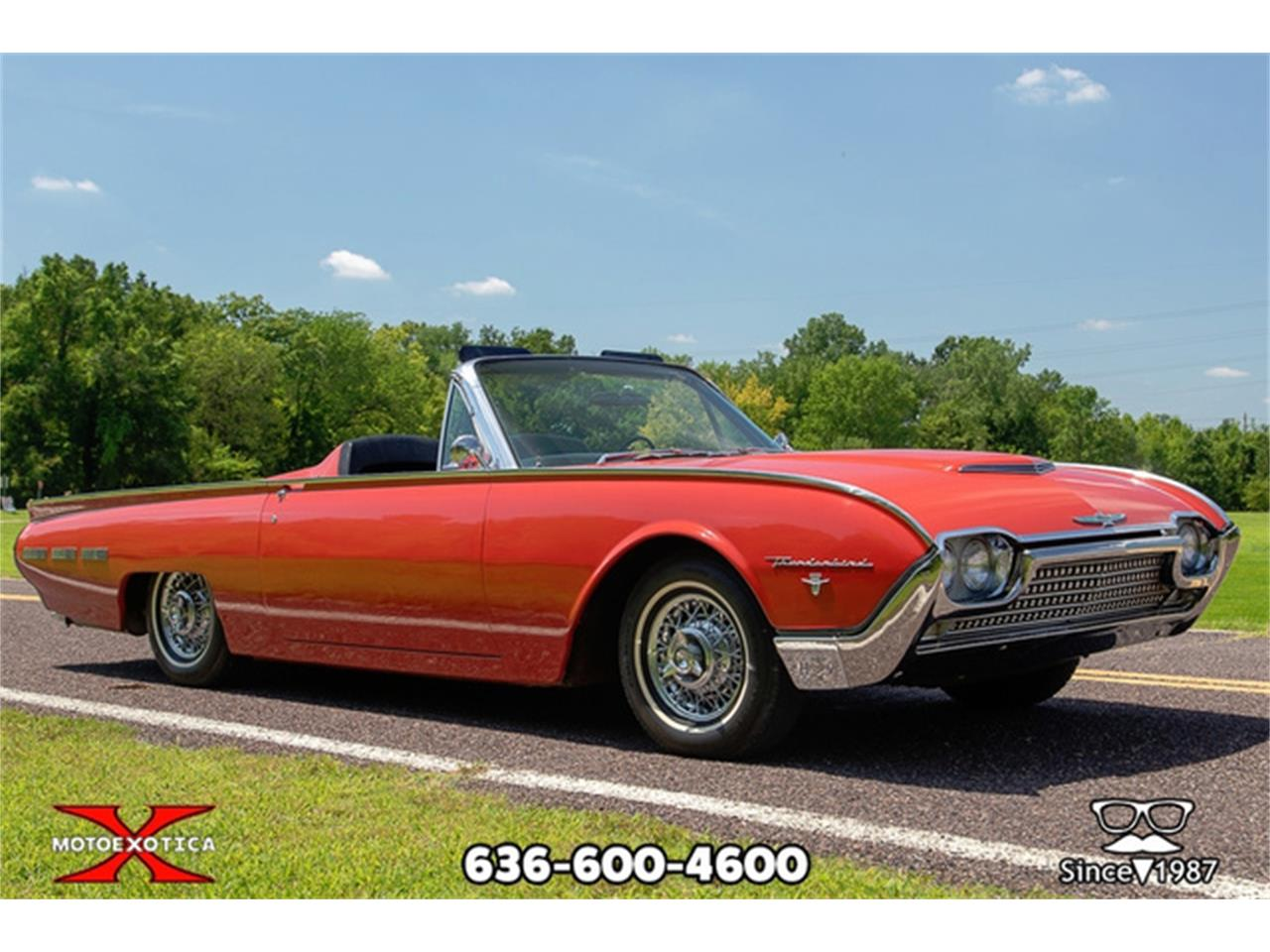 Large Picture of 1962 Ford Thunderbird - $27,500.00 - QXLJ