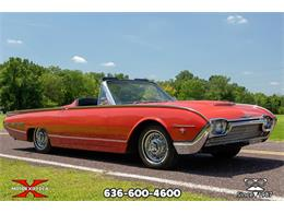 Picture of 1962 Ford Thunderbird - $27,500.00 - QXLJ