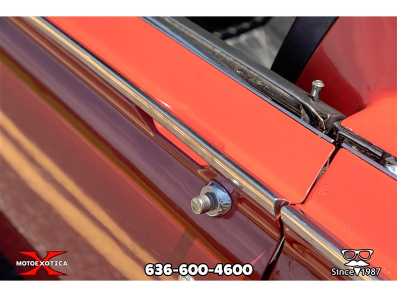 Large Picture of 1962 Thunderbird located in Missouri - $27,500.00 Offered by MotoeXotica Classic Cars - QXLJ