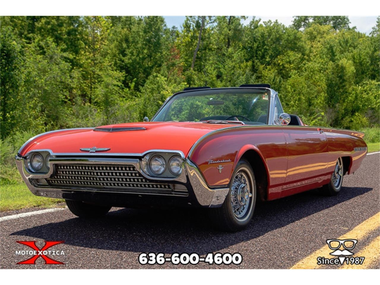 Large Picture of '62 Thunderbird located in St. Louis Missouri - $27,500.00 - QXLJ
