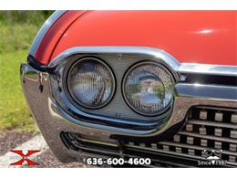 Picture of Classic 1962 Thunderbird located in St. Louis Missouri - $27,500.00 - QXLJ