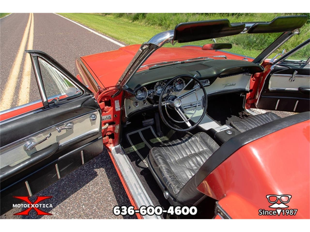 Large Picture of '62 Thunderbird located in Missouri - $27,500.00 Offered by MotoeXotica Classic Cars - QXLJ