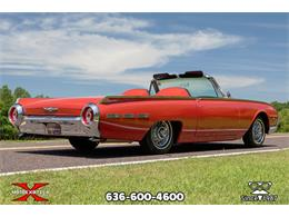 Picture of Classic '62 Thunderbird located in Missouri - $27,500.00 Offered by MotoeXotica Classic Cars - QXLJ