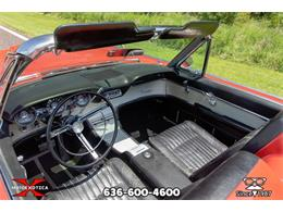 Picture of 1962 Ford Thunderbird located in Missouri Offered by MotoeXotica Classic Cars - QXLJ