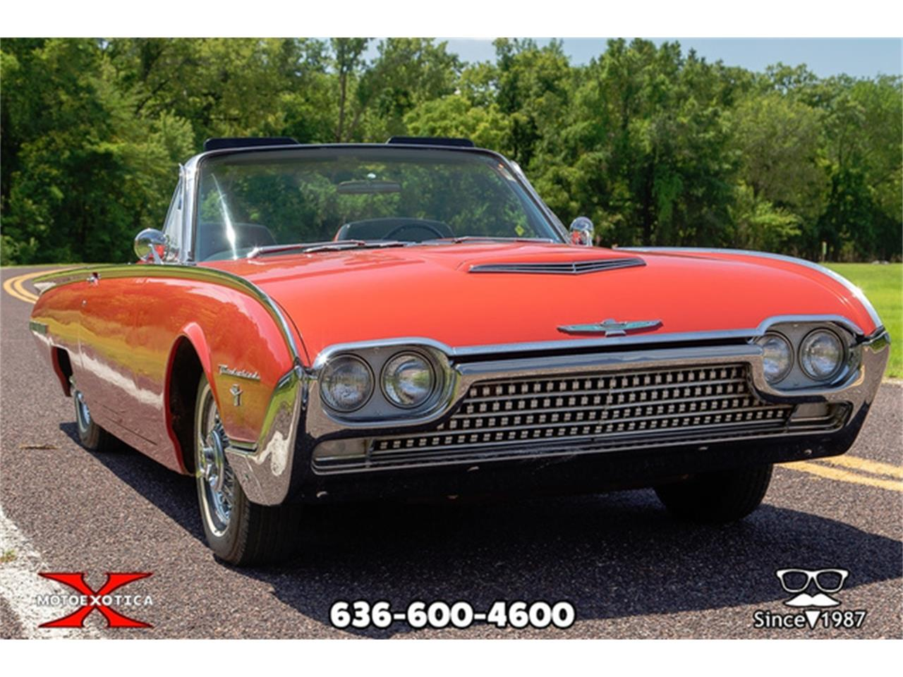 Large Picture of 1962 Thunderbird located in St. Louis Missouri - QXLJ