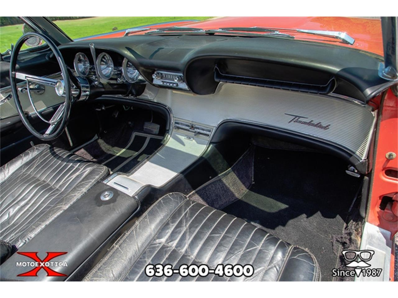 Large Picture of 1962 Thunderbird - QXLJ