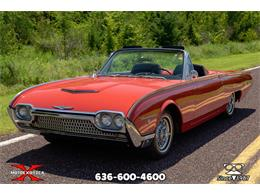 Picture of 1962 Thunderbird located in Missouri Offered by MotoeXotica Classic Cars - QXLJ