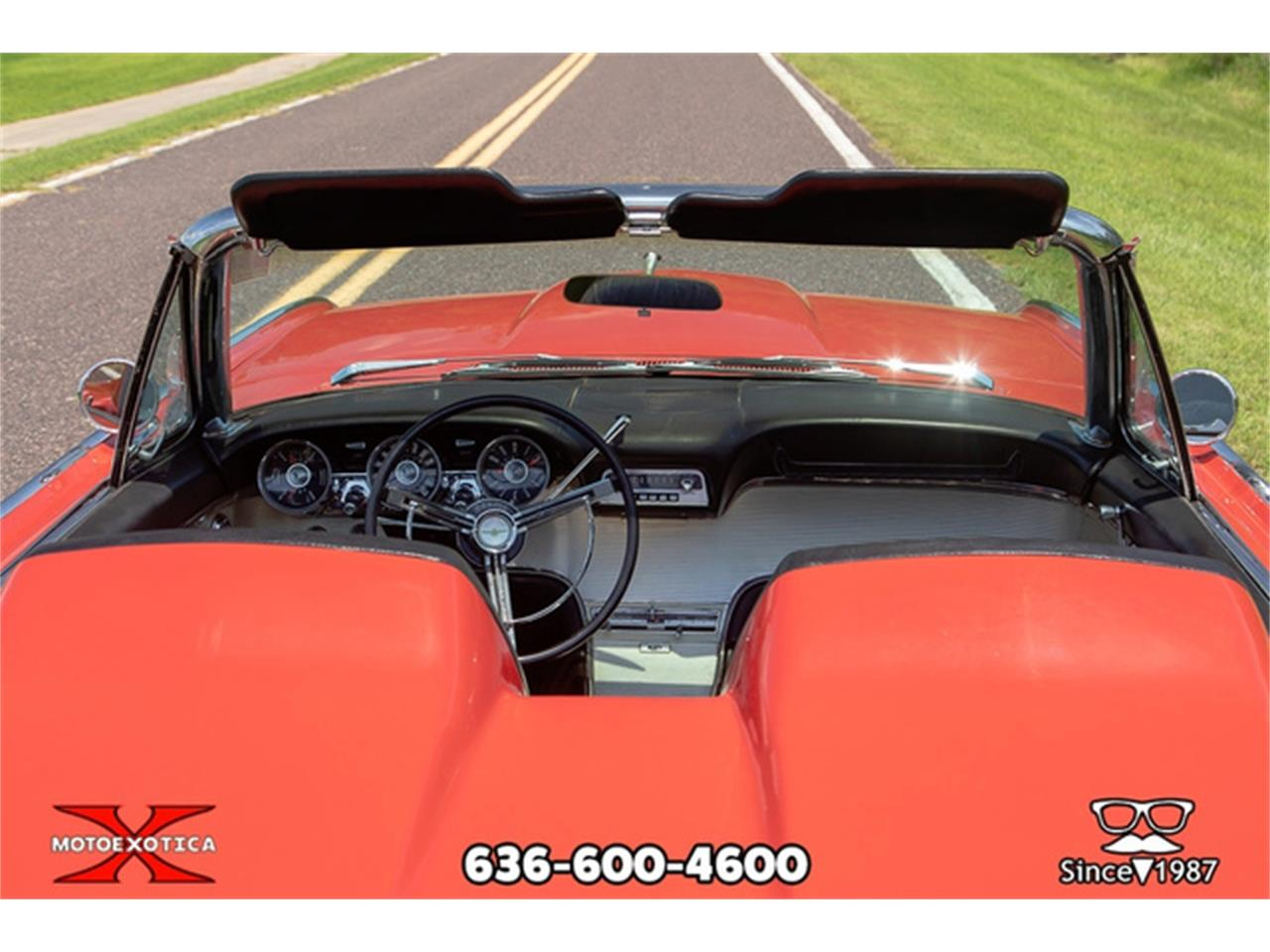 Large Picture of '62 Ford Thunderbird located in St. Louis Missouri - $27,500.00 - QXLJ