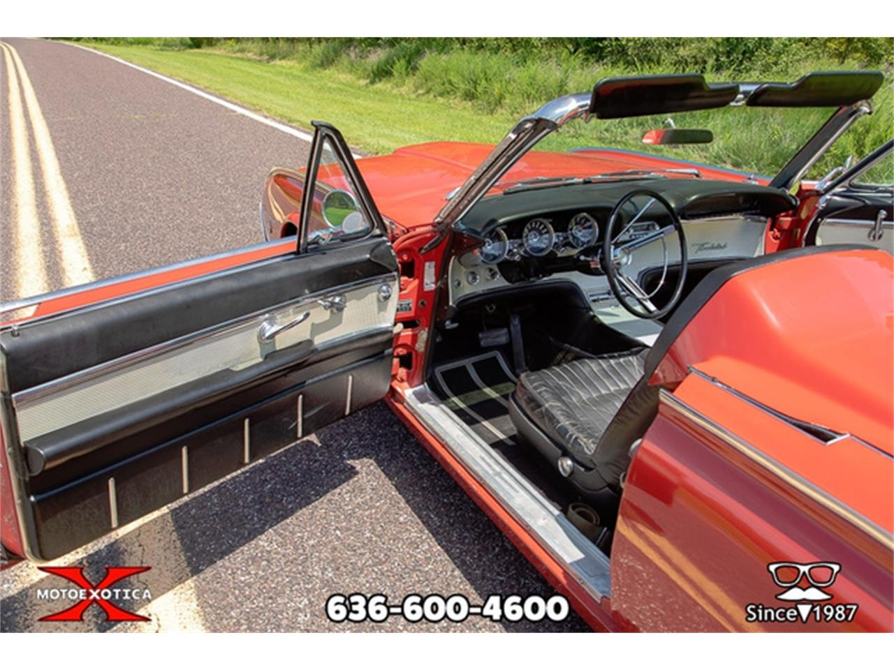 Large Picture of Classic 1962 Ford Thunderbird - QXLJ