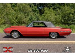Picture of Classic 1962 Ford Thunderbird located in St. Louis Missouri - $27,500.00 - QXLJ