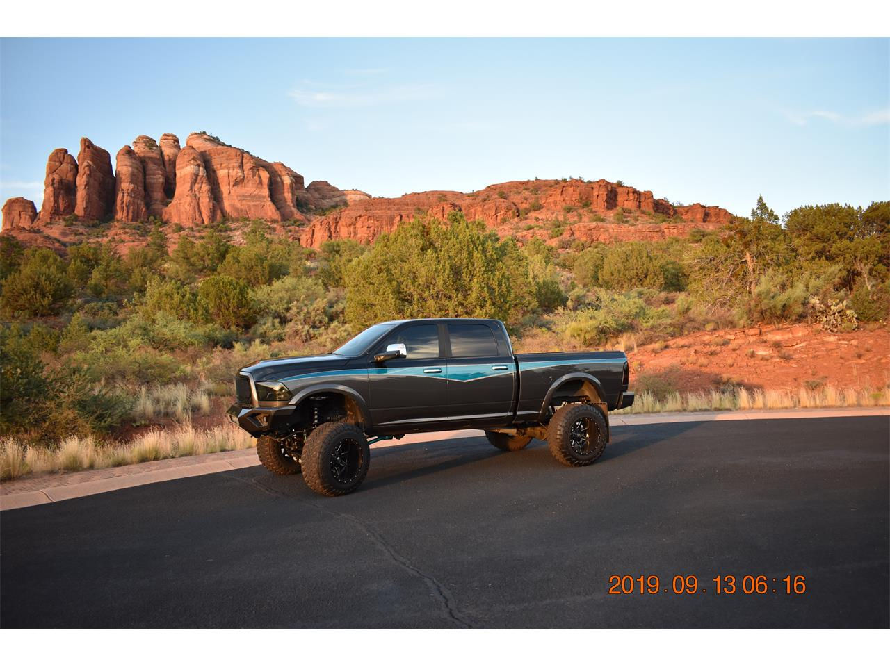 Large Picture of '12 Ram 2500 - QT0K