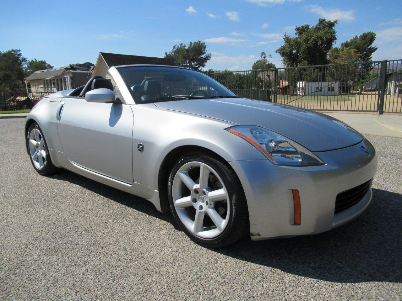 Large Picture of '05 Nissan 350Z - QXLK