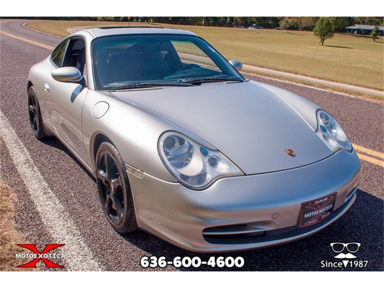 Large Picture of '03 911 Carrera - QXLW