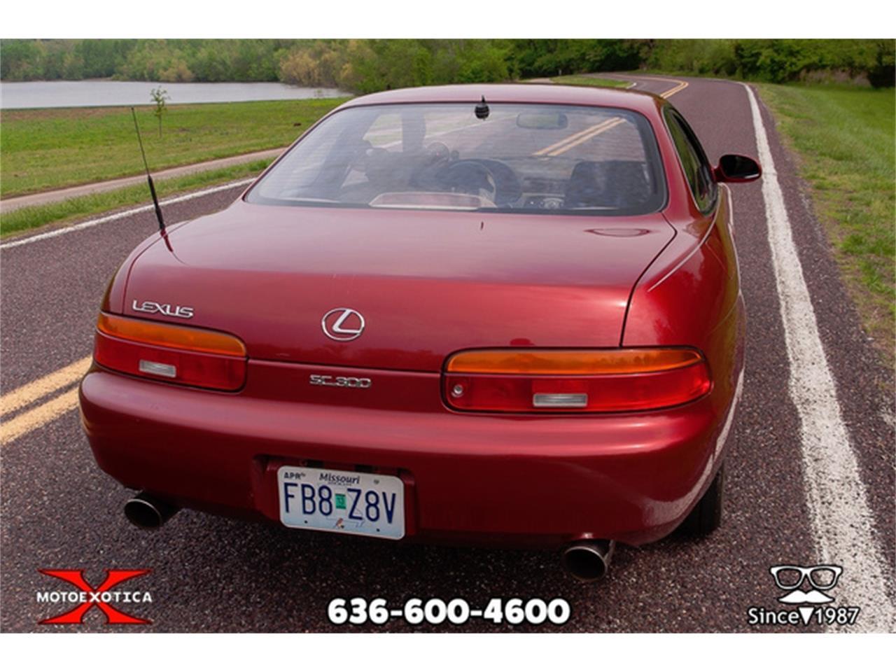 For Sale: 1992 Lexus SC300 in St  Louis, Missouri