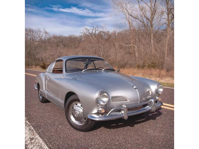Classic Volkswagen Karmann Ghia for Sale on ClassicCars com