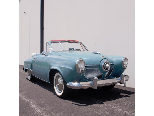 Picture of 1951 Studebaker Champion located in St. Louis Missouri - QXMD