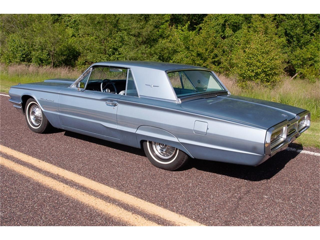 Large Picture of '64 Thunderbird - QXMM