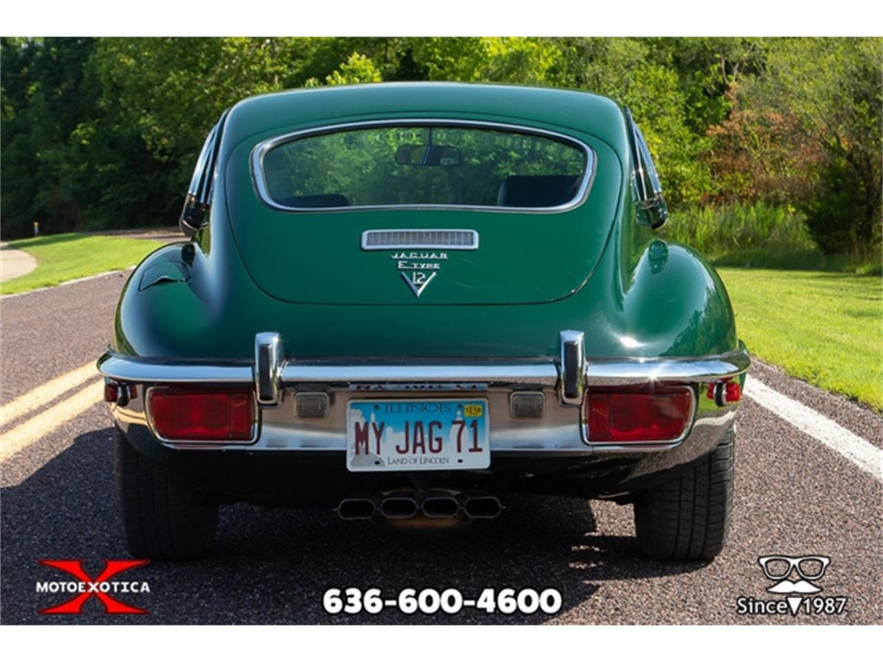 Large Picture of '71 Jaguar XKE Series III - $84,900.00 - QXN3