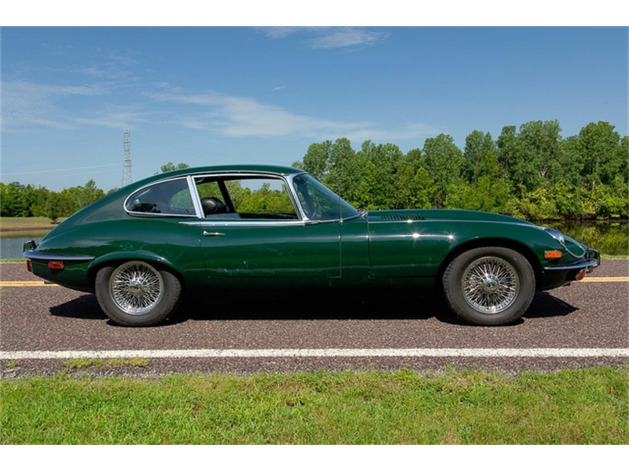 Large Picture of '71 XKE Series III Offered by MotoeXotica Classic Cars - QXN3