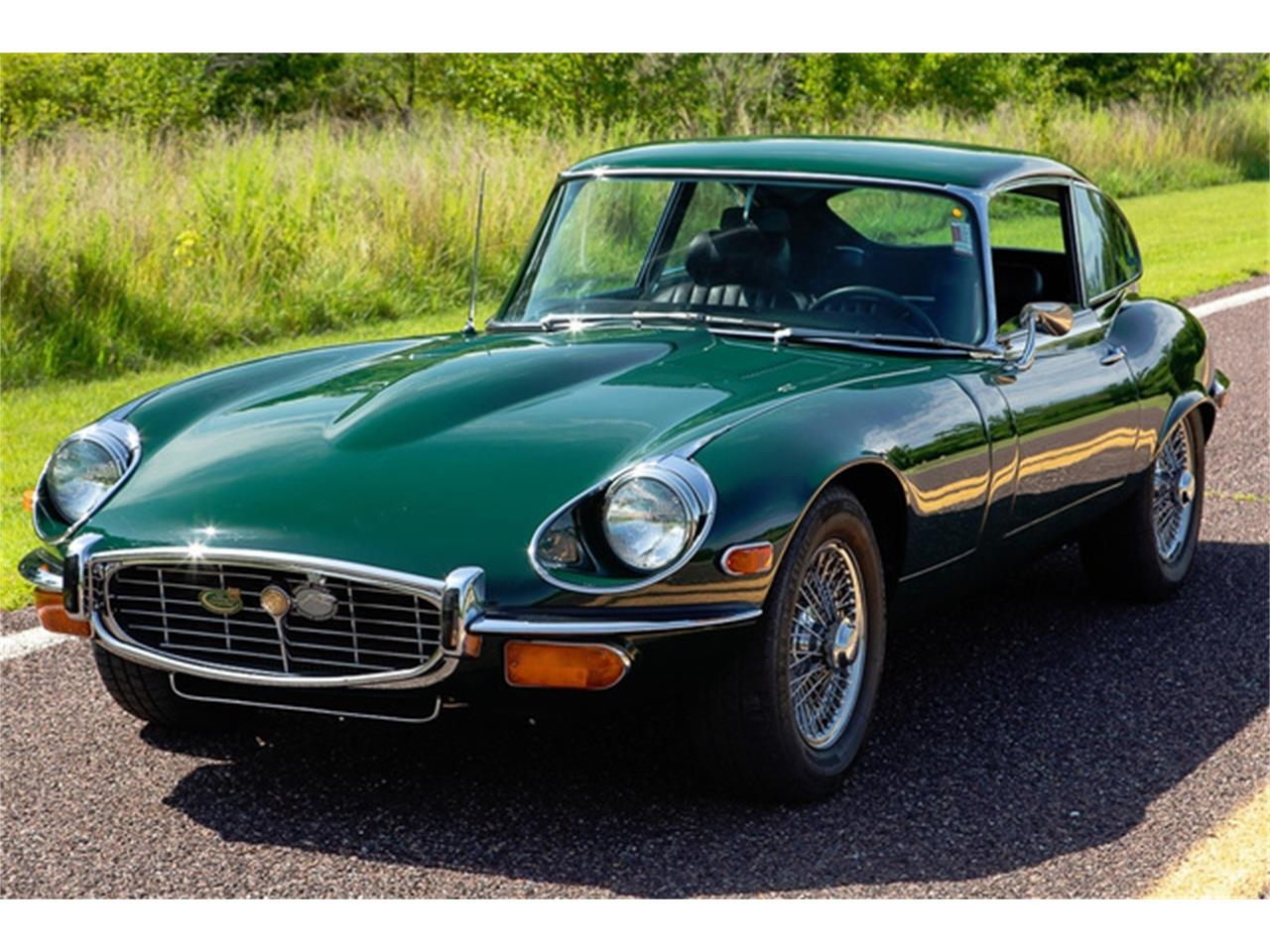 Large Picture of Classic 1971 Jaguar XKE Series III - $84,900.00 - QXN3