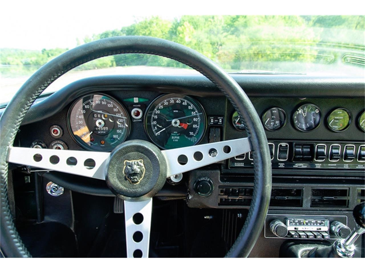 Large Picture of '71 Jaguar XKE Series III - $84,900.00 Offered by MotoeXotica Classic Cars - QXN3