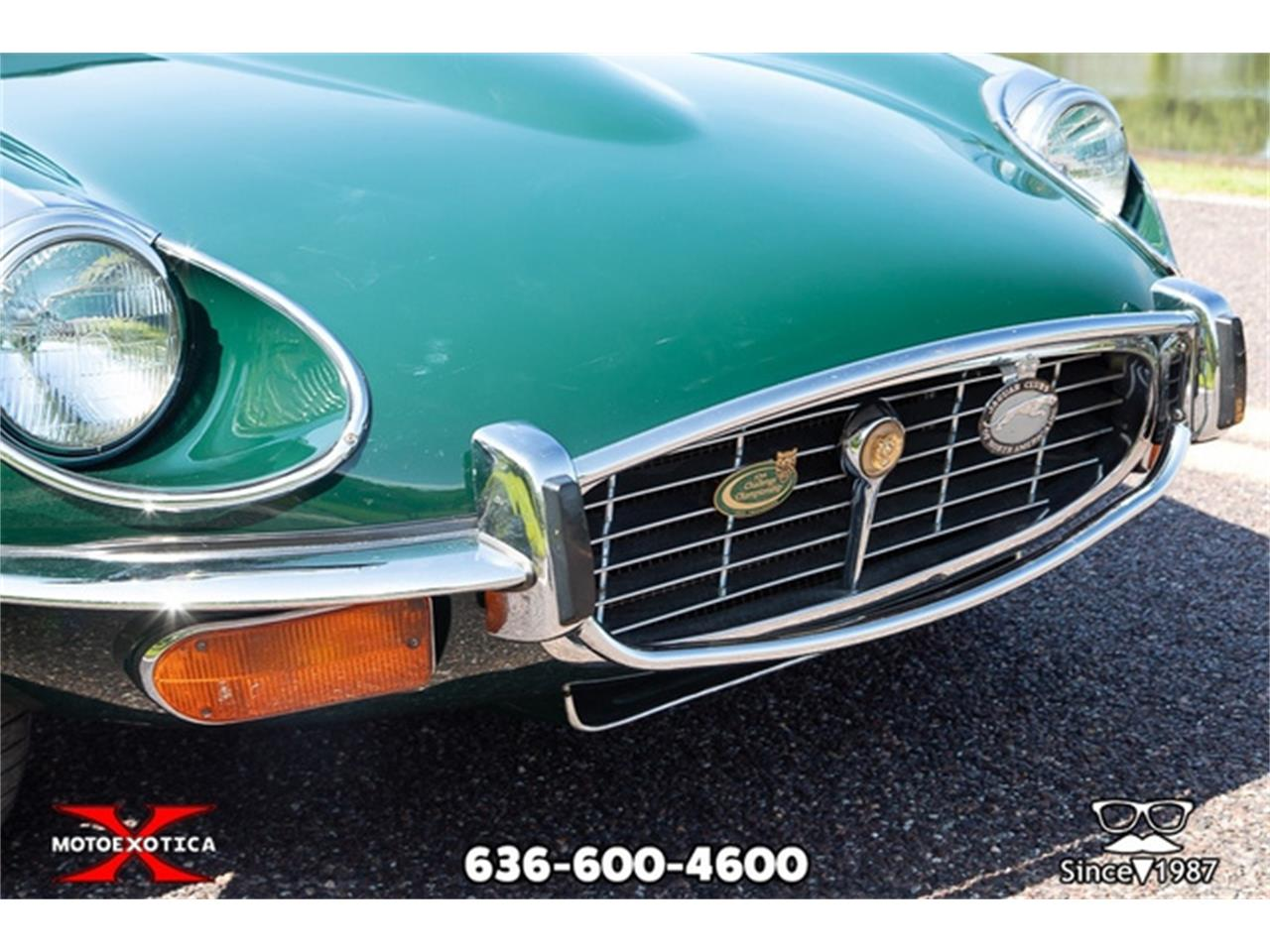 Large Picture of Classic '71 Jaguar XKE Series III - $84,900.00 - QXN3