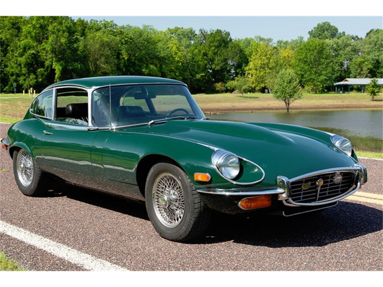 Large Picture of 1971 XKE Series III located in St. Louis Missouri Offered by MotoeXotica Classic Cars - QXN3