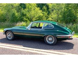 Picture of Classic '71 XKE Series III located in St. Louis Missouri Offered by MotoeXotica Classic Cars - QXN3