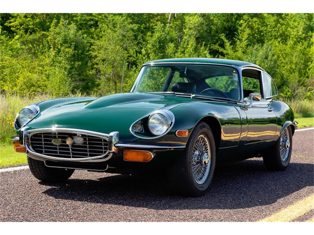 Large Picture of '71 Jaguar XKE Series III located in St. Louis Missouri - $84,900.00 - QXN3