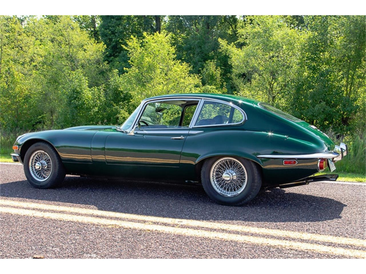 Large Picture of Classic 1971 Jaguar XKE Series III located in St. Louis Missouri - $84,900.00 - QXN3