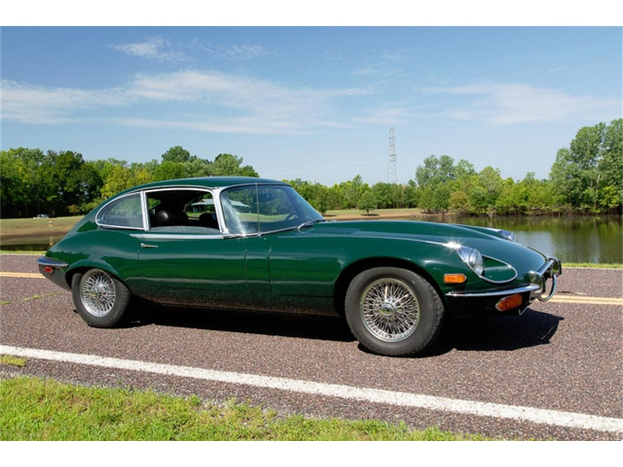 Large Picture of Classic 1971 XKE Series III Offered by MotoeXotica Classic Cars - QXN3