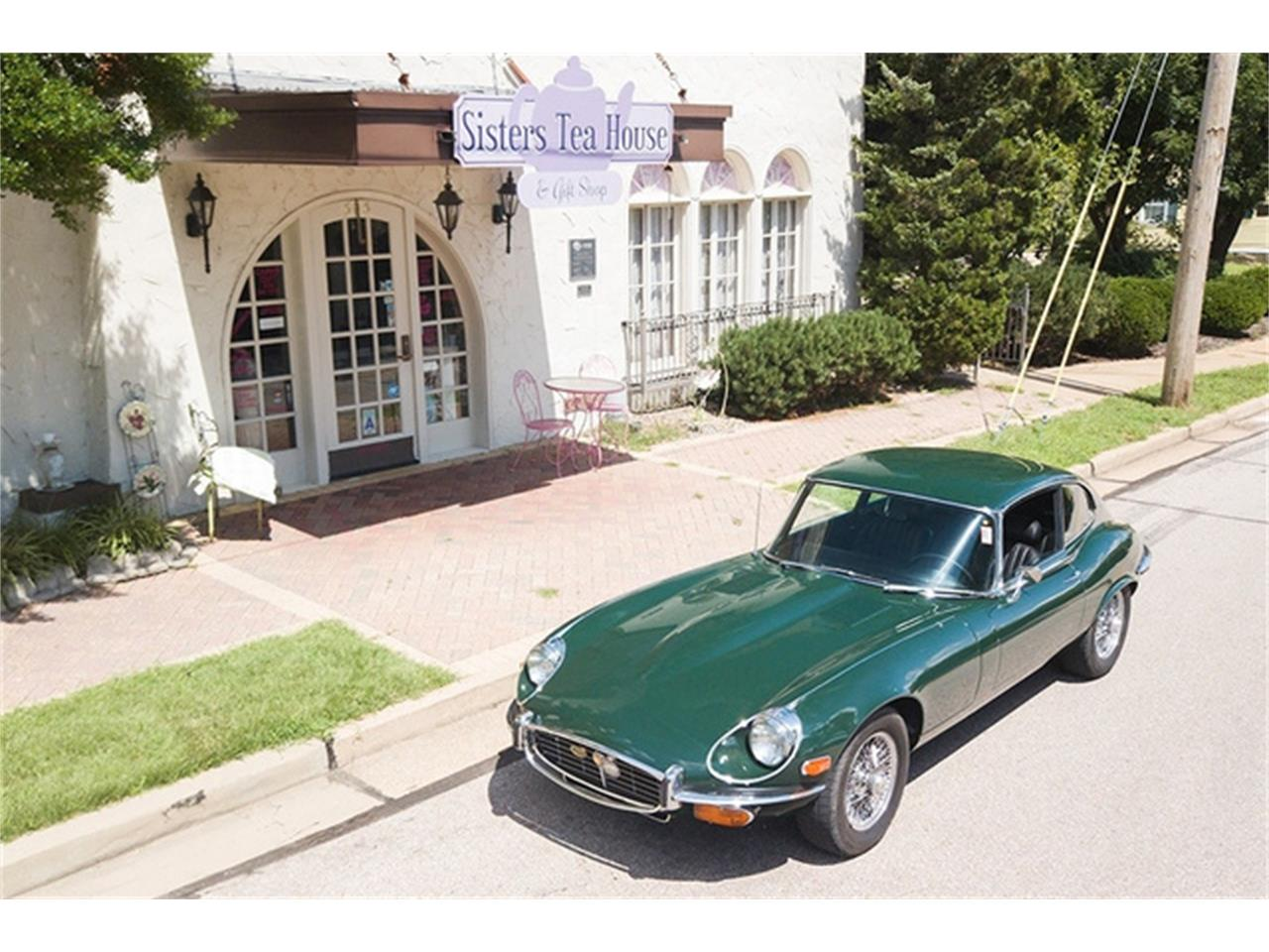 Large Picture of Classic '71 Jaguar XKE Series III located in St. Louis Missouri - QXN3