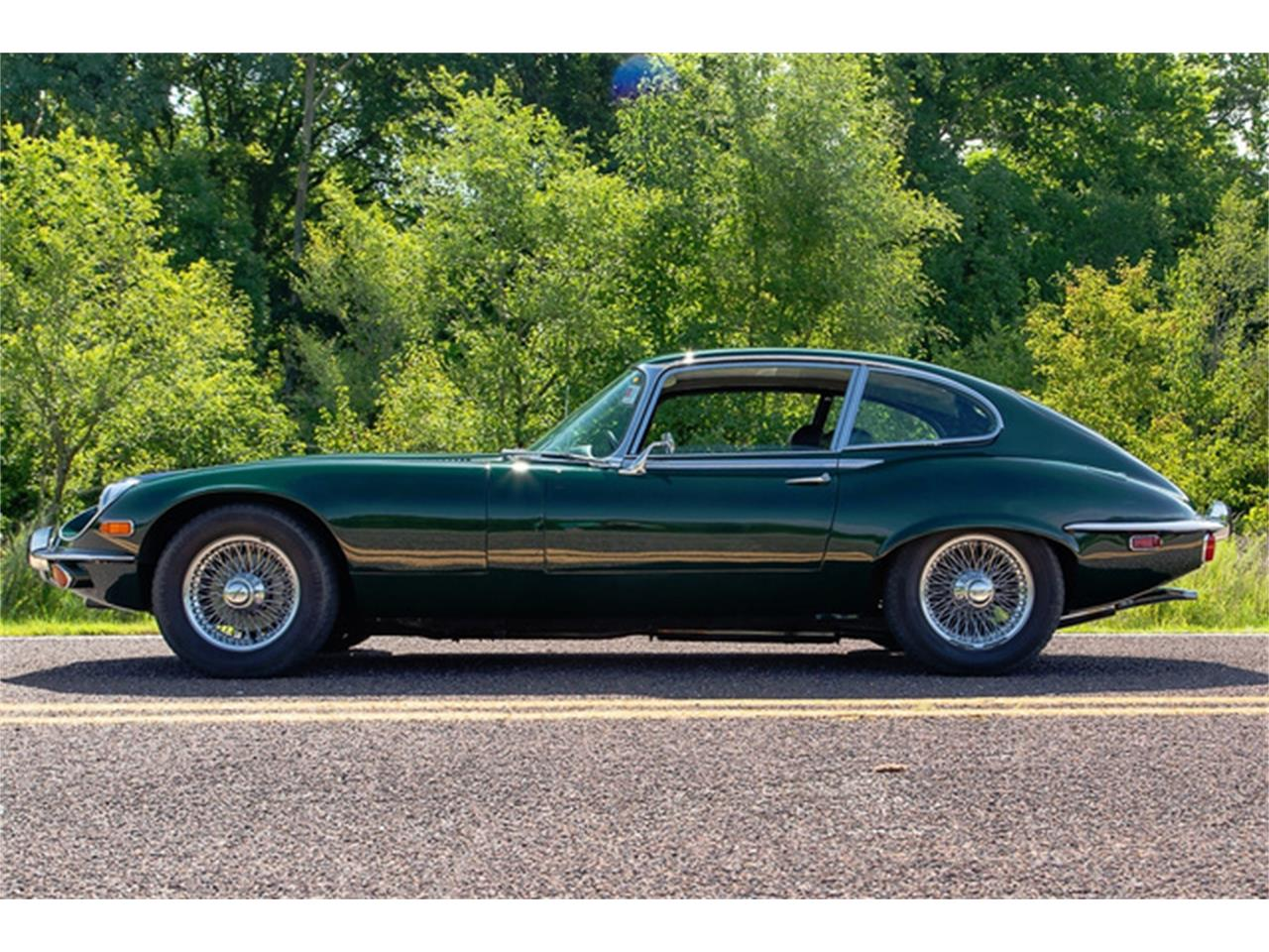 Large Picture of '71 XKE Series III located in Missouri - $84,900.00 Offered by MotoeXotica Classic Cars - QXN3
