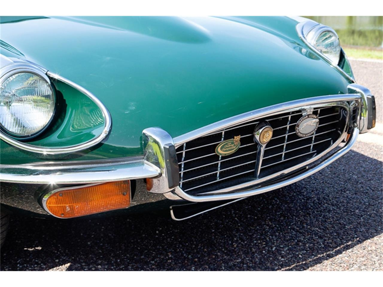 Large Picture of Classic 1971 Jaguar XKE Series III Offered by MotoeXotica Classic Cars - QXN3