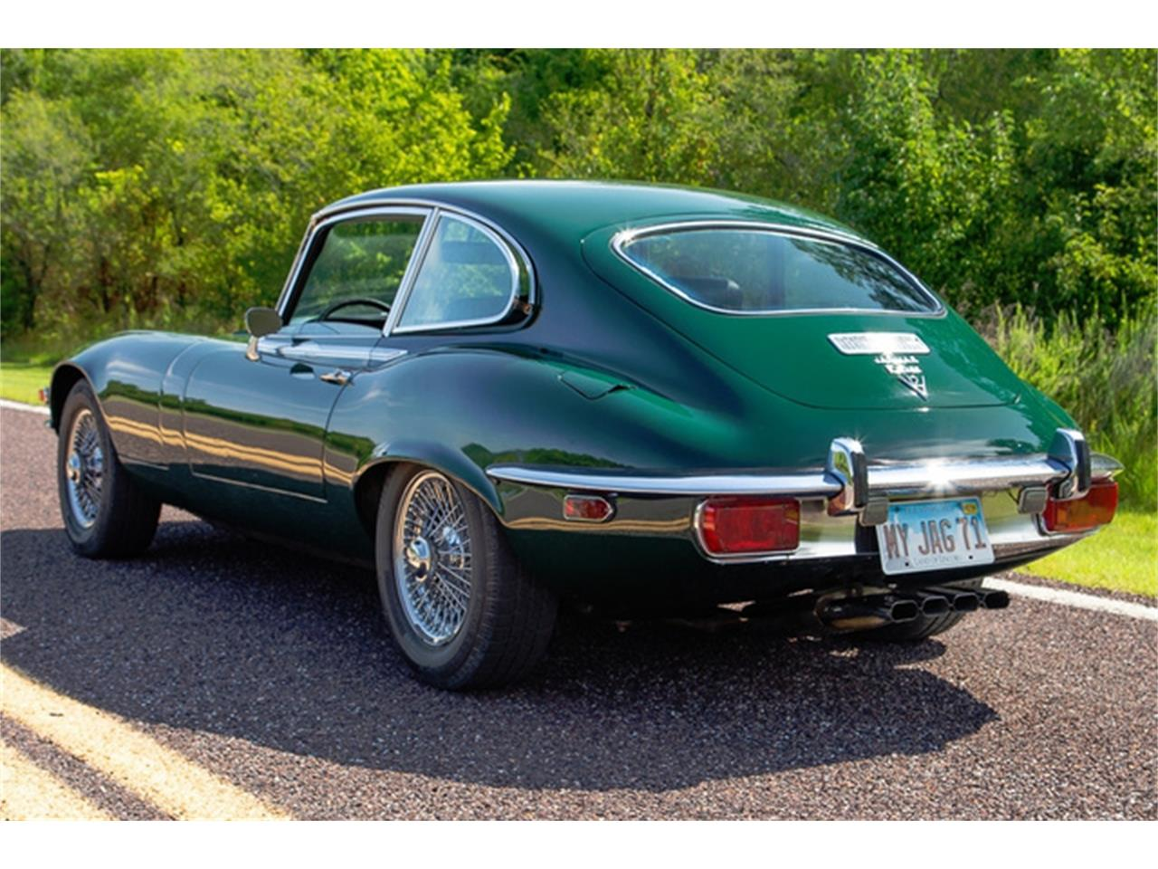Large Picture of 1971 XKE Series III Offered by MotoeXotica Classic Cars - QXN3