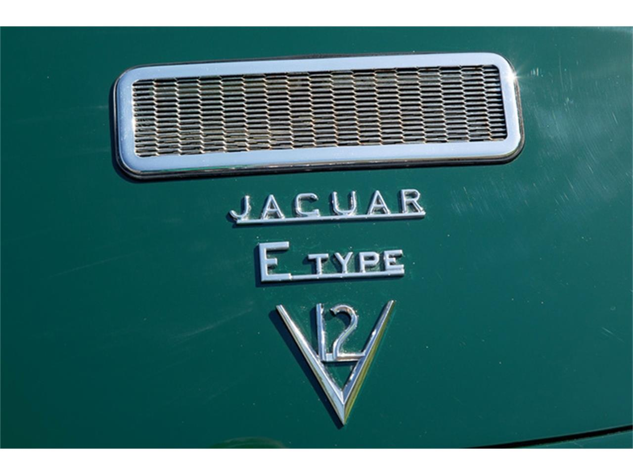 Large Picture of '71 Jaguar XKE Series III located in St. Louis Missouri - QXN3