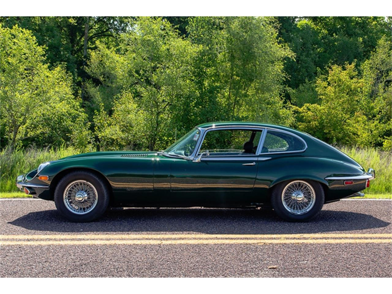 Large Picture of 1971 Jaguar XKE Series III - QXN3