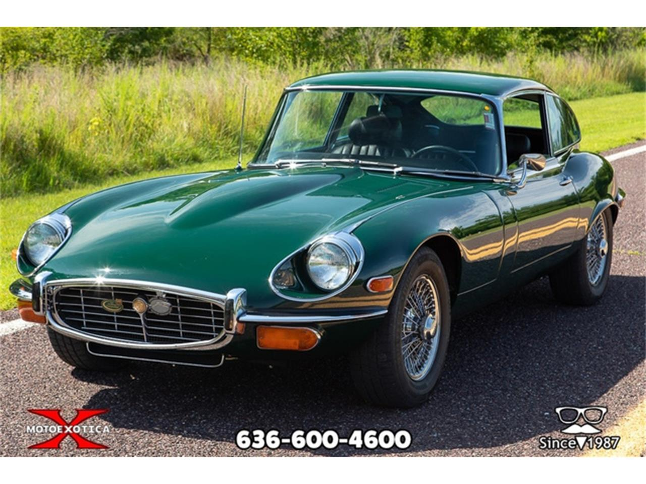 Large Picture of '71 XKE Series III located in St. Louis Missouri - $84,900.00 Offered by MotoeXotica Classic Cars - QXN3