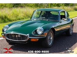 Picture of Classic '71 Jaguar XKE Series III located in Missouri - $84,900.00 Offered by MotoeXotica Classic Cars - QXN3