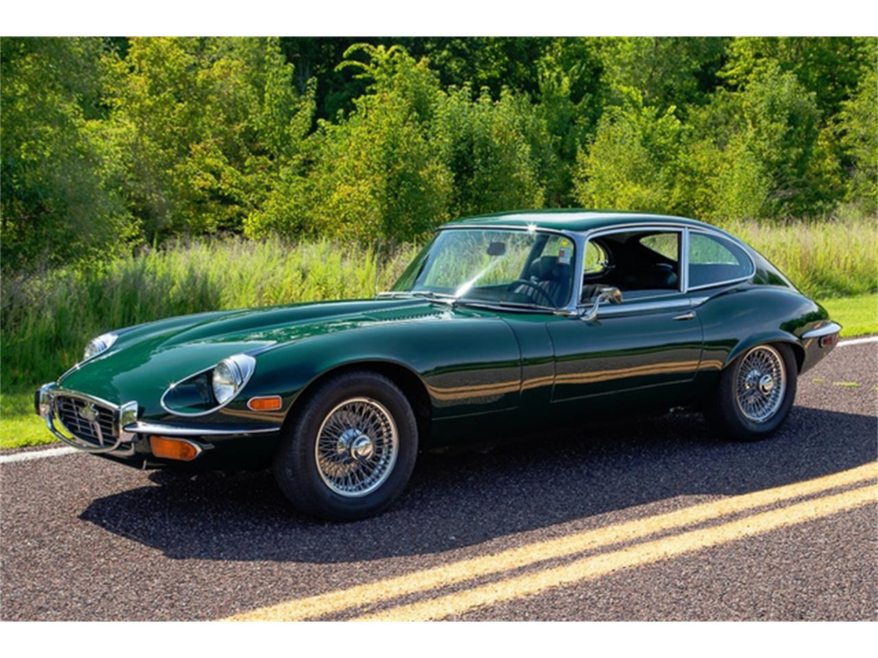Large Picture of 1971 XKE Series III located in St. Louis Missouri - $84,900.00 Offered by MotoeXotica Classic Cars - QXN3
