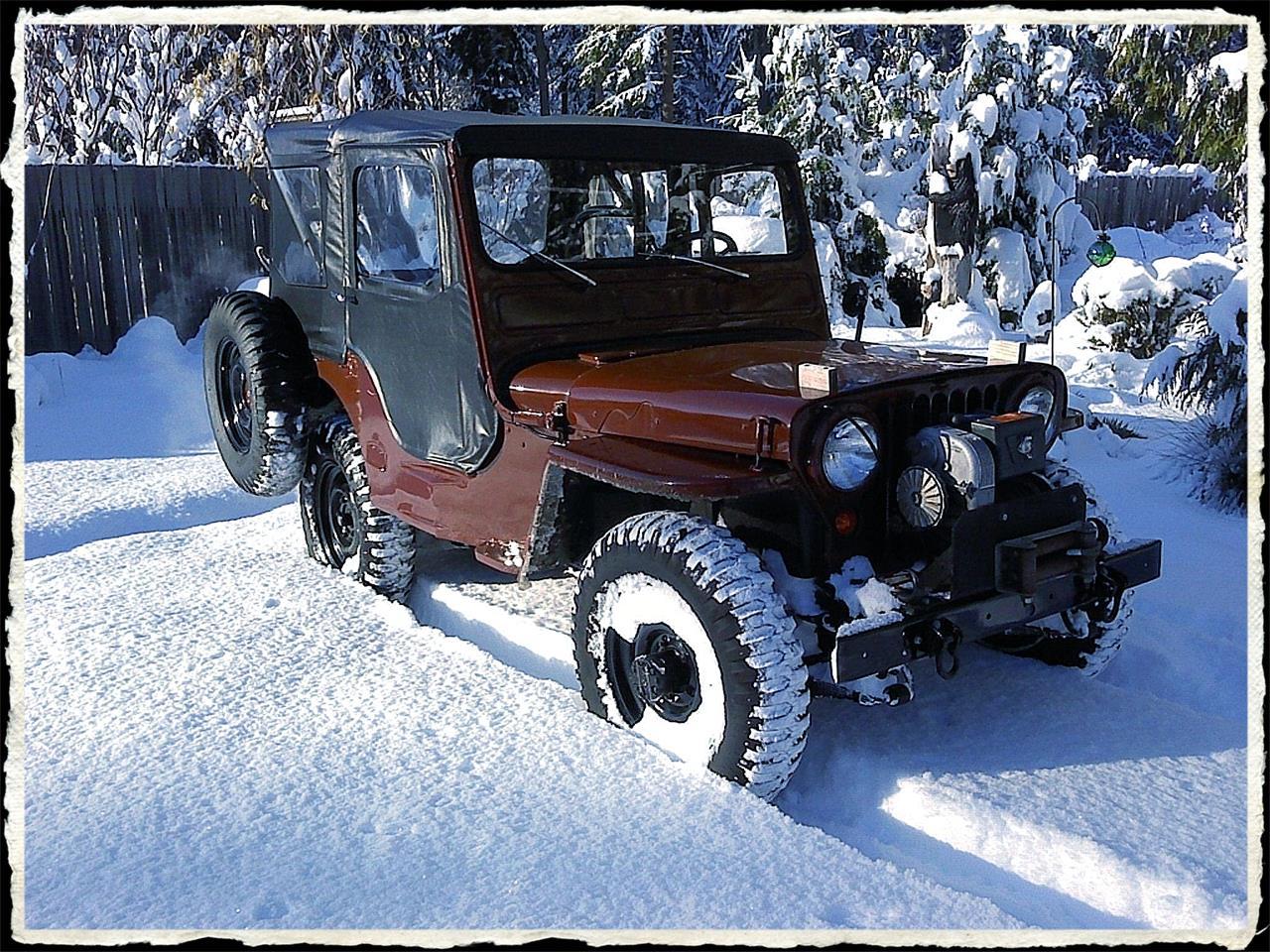 Large Picture of '52 Jeep - QT0Q