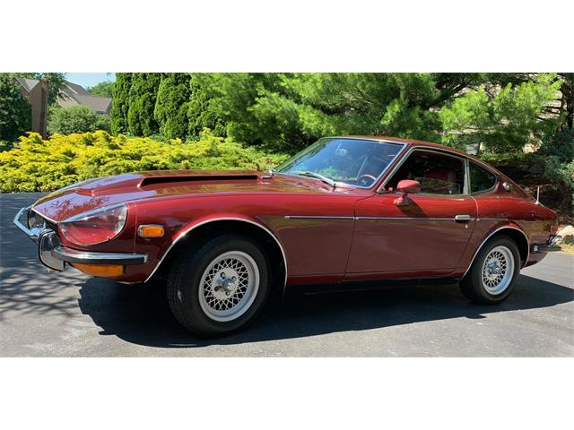Classic Datsun 240Z for Sale on ClassicCars com on