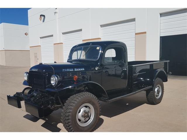 Classic Dodge Power Wagon for Sale on ClassicCars com on