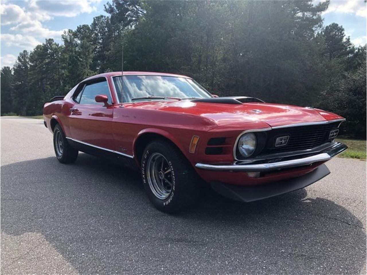 Large Picture of '70 Mustang - QXOE