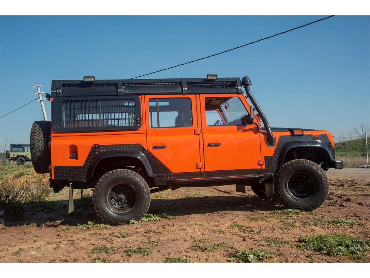 Large Picture of '88 Defender - QXOF