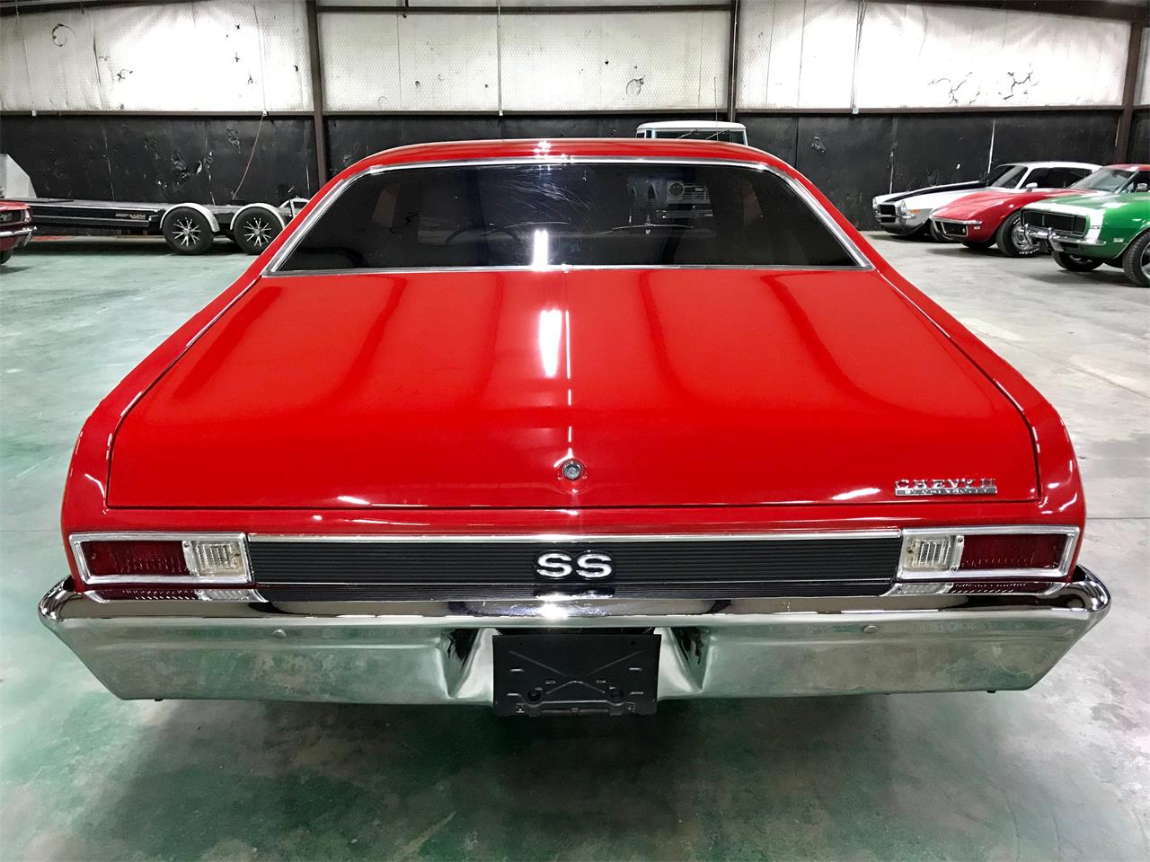 Large Picture of '68 Nova - QT0W